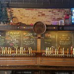 We have a curated tap list with 60+ taps of the freshest craft beer.