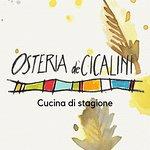 Foto de Osteria de'Cicalini