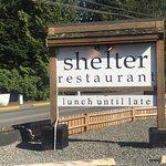 Foto de Shelter Restaurant