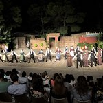 Dance from an area of Greece