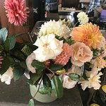 it's all about the details: local fresh flowers