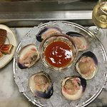 Clams on the Half-Shell