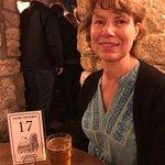 At the Turf Tavern