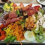 Small salad!