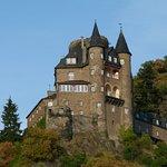 Medieval castles in Rhine Gorge