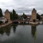 Foto de Strasbourg Pont Couverts
