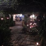 Romantic and exotic place to enjoy a great selection of teas.
