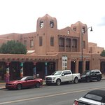 Santa Fe Plaza Photo