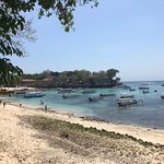 Beach on Nusa Lembongan