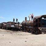 Zdjęcie Train Cemetery
