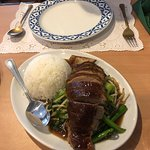 Lunch Special Duck... Sooo Good