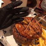 صورة فوتوغرافية لـ Nusr-Et Burger Kanyon
