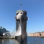 Foto Battleship Wisconsin