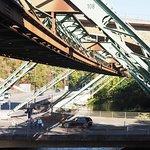 Foto de The Wuppertal Suspension Railway
