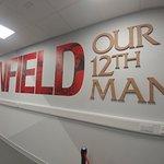 ภาพถ่ายของ Anfield Stadium