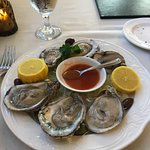 oysters - super!