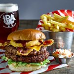 Barleycorn daily offer pint and a burger