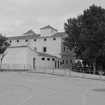 Edificio del santuario.