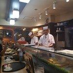 صورة فوتوغرافية لـ Tsukiji Kiyomura Sushi-Zanmai Higashi Shinjuku-ten
