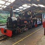 Lappa Valley Steam Railway resmi
