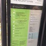 Foto van Regent's Park