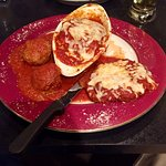 Toast To Italy - Meatballs, Chicken Parm and Meat Lasagna