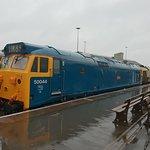 class 50 044 diesel day
