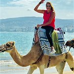 Everyone should experience riding a camel!