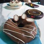 Donuts Chocolat au Lait/Schoko-Bons