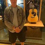 me and Hanks Martin guitar