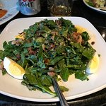 Yummy Spinach Salad !!