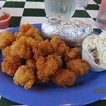 Big-en Shrimp Dinner