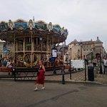 Фотография Carrousel a Honfleur
