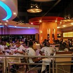 The new venue - stunning - the place to be seen in Lusaka