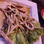 Giusto una parte dei piatti vegani che offre il ristorante.. 🤤