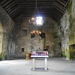 Great Hall at Blackness Castle