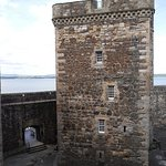 Central Tower at Blackness Castle