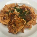 Pappardelle al Cinghiale -INSANELY Good!
