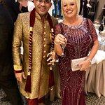 Rana and Susan at the Yes Chef Awards 2019