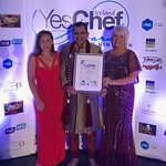 Indian Restaurant of the Year Ulster Yes Chef Awards 2019