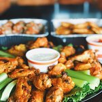 Pizza Oven Baked Wings