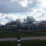 Брестский железнодорожный музей: