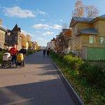 Photo of Pedestrian Chumbarova-Luchinskogo Avenue