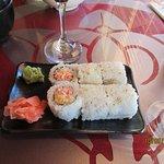 King Crab Sushi