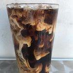 Locally Roasted Organic Iced Coffee