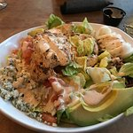 The Cobb Salad was very good