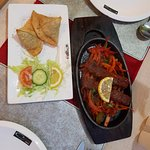 Bilde fra Curry Lounge