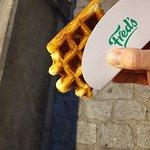 Zdjęcie Fred's - Belgian Waffles and Ice Cream