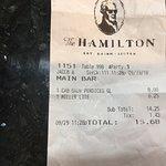 The Hamiltonの写真