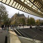 Billede af Les Halles